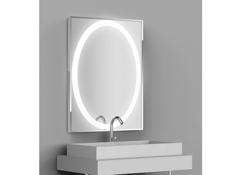 miroir rond led miroir rond lumineux led north with. Black Bedroom Furniture Sets. Home Design Ideas