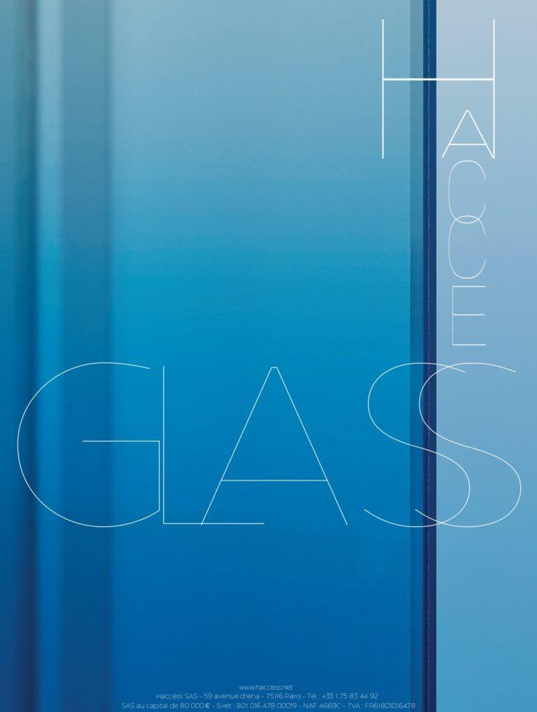 HACCESS GLASS - Plaquette réalisations PDF
