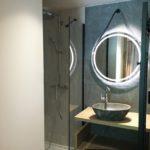 Miroir rétro-éclaire LED New Barber LED.NEW.B.1013.512.MIR.70