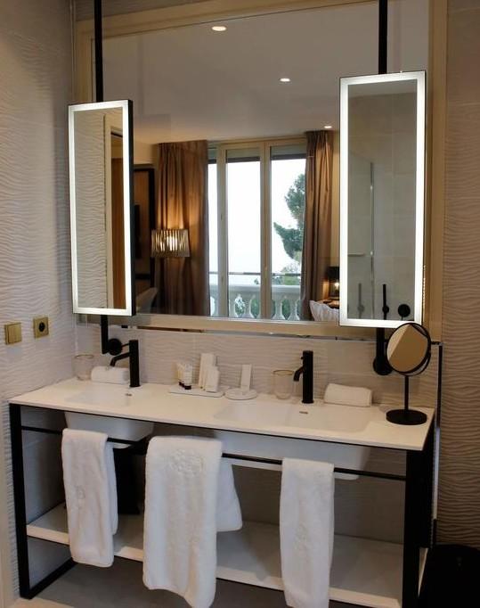 Miroirs Totem Quadra Latéral
